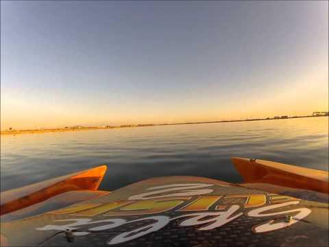 Beal Motorsports Promod Drag boat 7.01 pass at the World Finals 2012