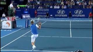 Grigor Dimitrov`s AWESOME point , humiliated Fish 6-2 6-1