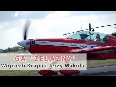 """Grupa Akrobacyjna """"ŻELAZNY""""-"""