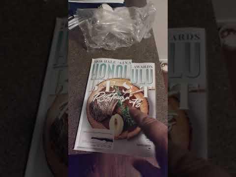 Honolulu magazine creates ocean garbage for no logical reason