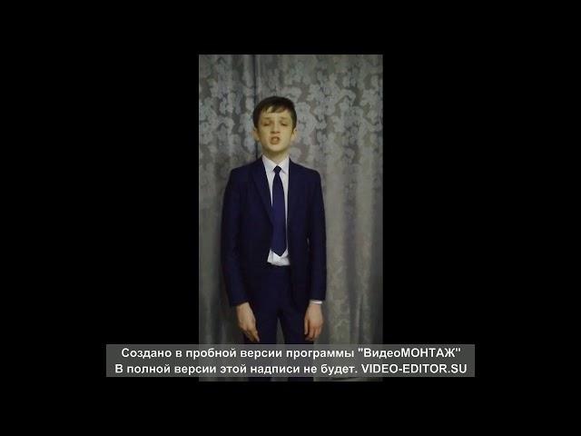Изображение предпросмотра прочтения – ПавелСоколов читает произведение «Чёрный человек» С.А.Есенина