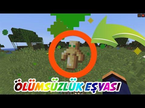 YENİ ÖLÜMSÜZLÜK EŞYASI! - Minecraft 1.11 Yenilikleri