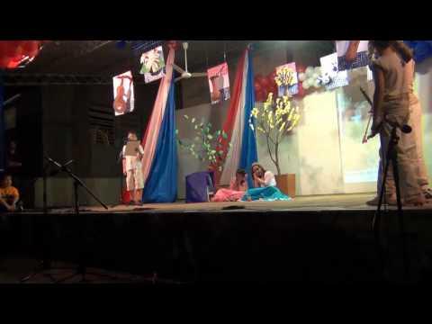 Noche del Paraguay 2012 - 4 grade, PAIS (Pan American International School)