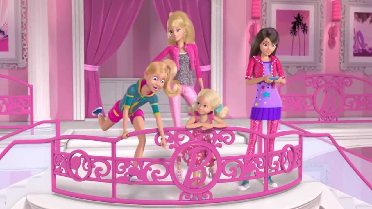 Barbie Life In The Dreamhouse Full Episodes 2015 Barbie