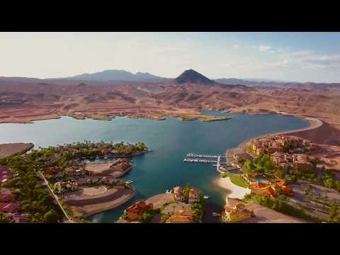 Mavic Pro - Lake Las Vegas & Red Rock Canyon, Nevada