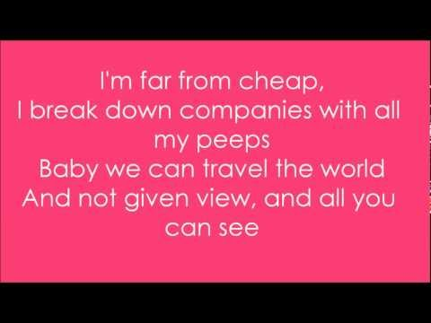 Feel this moment - Pitbull ft. Christina Aguilera (Lyrics on screen)