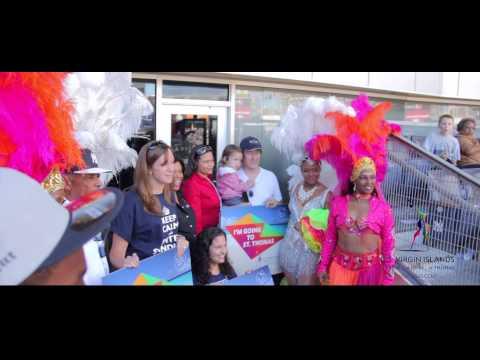 U.S. Virgin Islands Sets Yankee Stadium to Island Time