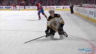 Colin Miller Dive vs Montreal