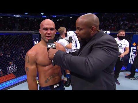 UFC 266: Robbie Lawler Octagon Interview