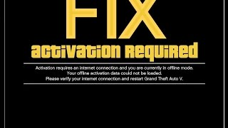 Gta Activation Required Fix And 3dm V6