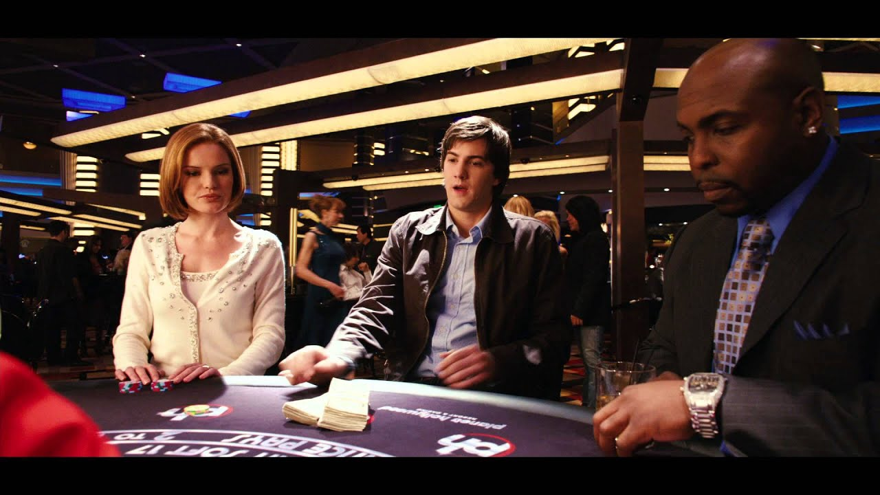 watch 21 blackjack movie trailer