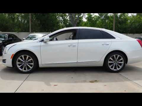 New 2017 Cadillac Xts Brandon Fl Lakeland Fl H9139880 Sold Youtube