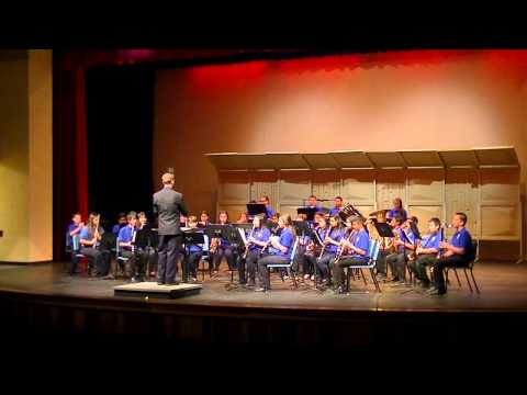 2014 Santiago High SCSBOA Concert Festival -- Auburndale Intermediate School