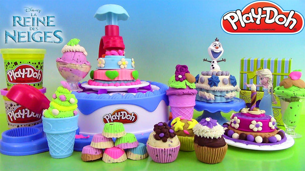p te modeler play doh cake ice cream confections. Black Bedroom Furniture Sets. Home Design Ideas
