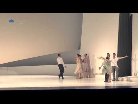 »Giselle« - Pas de Cinq, Part I - by David Dawson