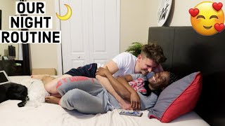 Our Everyday Night Routine (As a COUPLE)