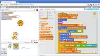 Basketball - Invent with Scratch 2.0 Screencast