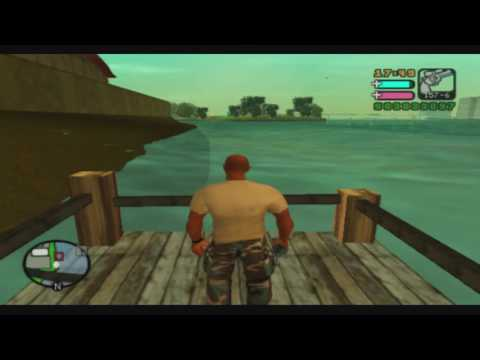 GTA Vice City Stories - Weapon Locations