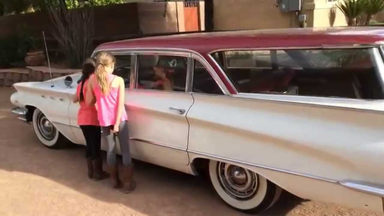 Awesome 1960 Buick LeSabre Station Wagon - YouTube
