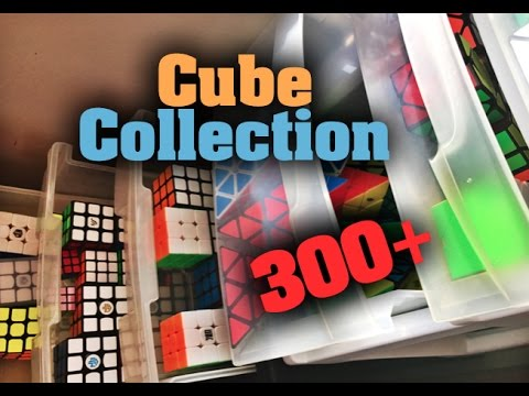Cube Collection Video - 2017