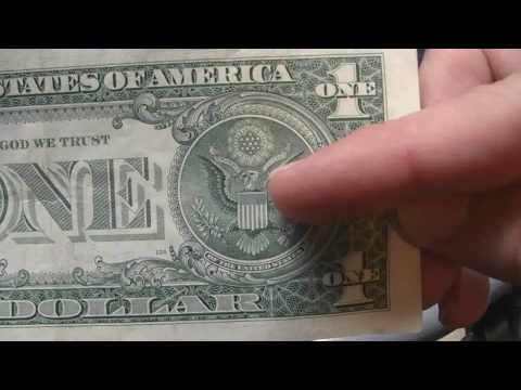 How Many Heads On Dollar Bill (Solution)