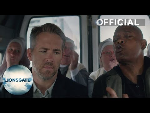 The Hitman's Bodyguard - UK Main Trailer - In Cinemas Now