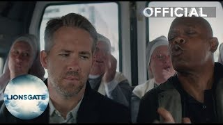 The Hitman's Bodyguard - UK Main Trailer - In Cinemas Now