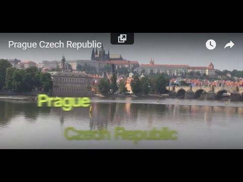 Prague Czech Republic cut