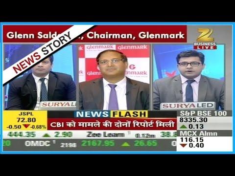 Aapka Bazaar: Glenn Saldanha, MD, Glenmark Pharma shares insight on their next 10 year strategy