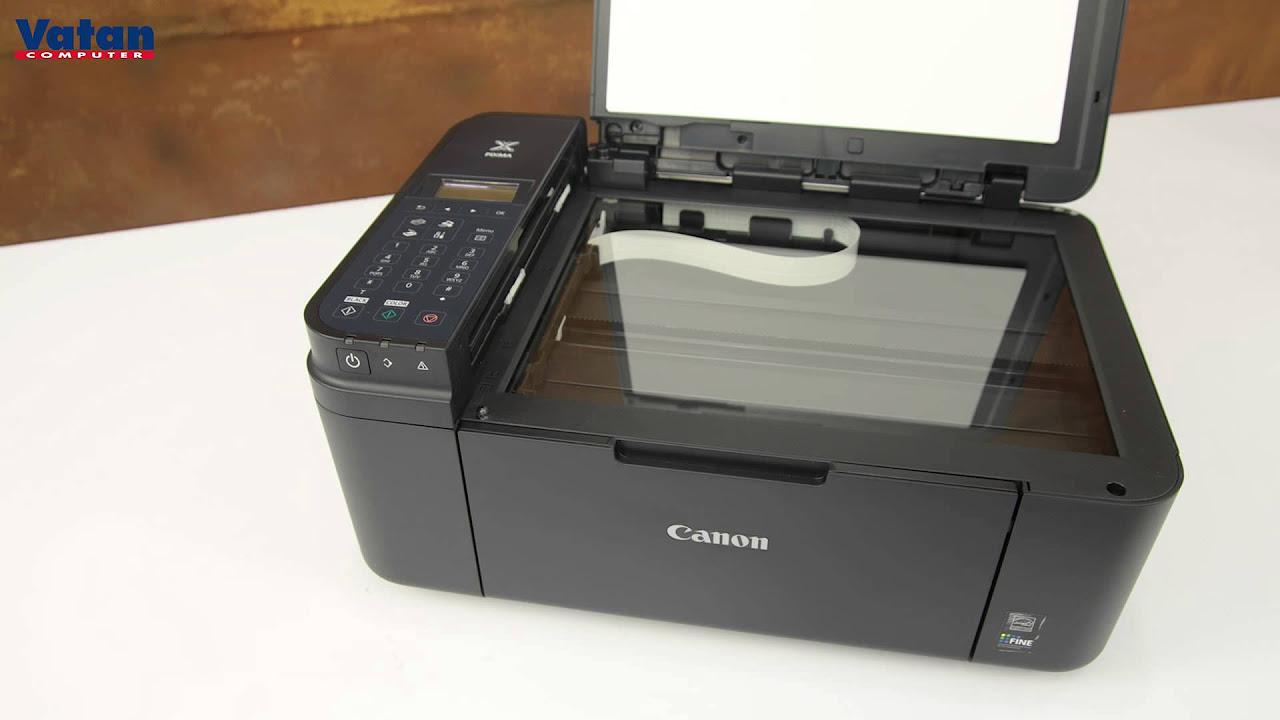 Canon Pixma E484 Yazıcı İncelemesi