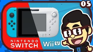 SWITCH VS. WiiU, the Pros and Cons - BGRA!