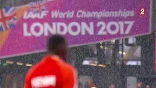 Mondiaux d'athlétisme : Les images fortes des Mondiaux de Londres !