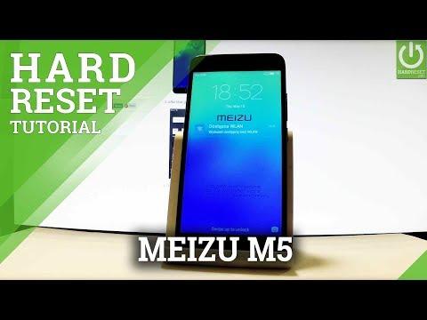 Hard Reset MEIZU M6 Note - HardReset info