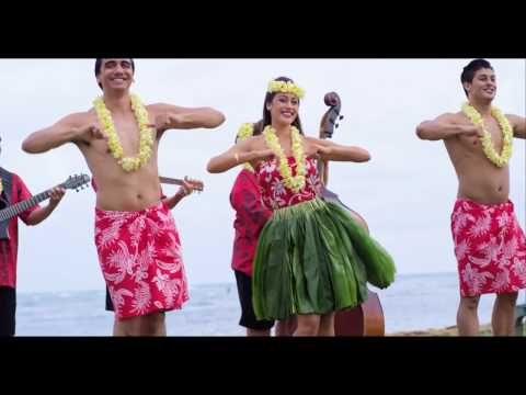 Happy Holidays From Hawaiian Airlines – Christmas Luau by Hawaiian Airlines Serenaders