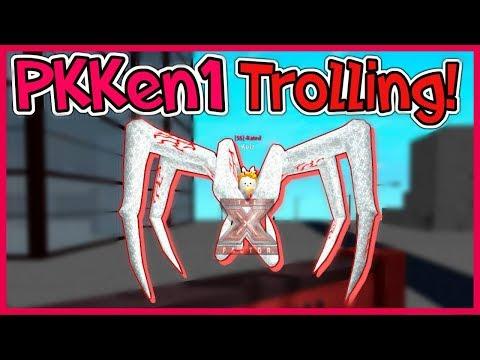 Ro-Ghoul - PKKen1 Trolling !
