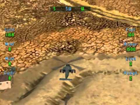 "SOVIET STRIKE - Mission 03: ""Caspian Strike"" (PS1, SLUS-00061, Greatest Hits Series 1998)"