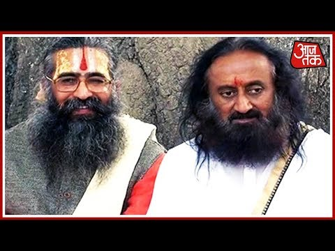Shatak Aajtak | Sri Sri Denies Any Money Offering To Sunni Wakf Board