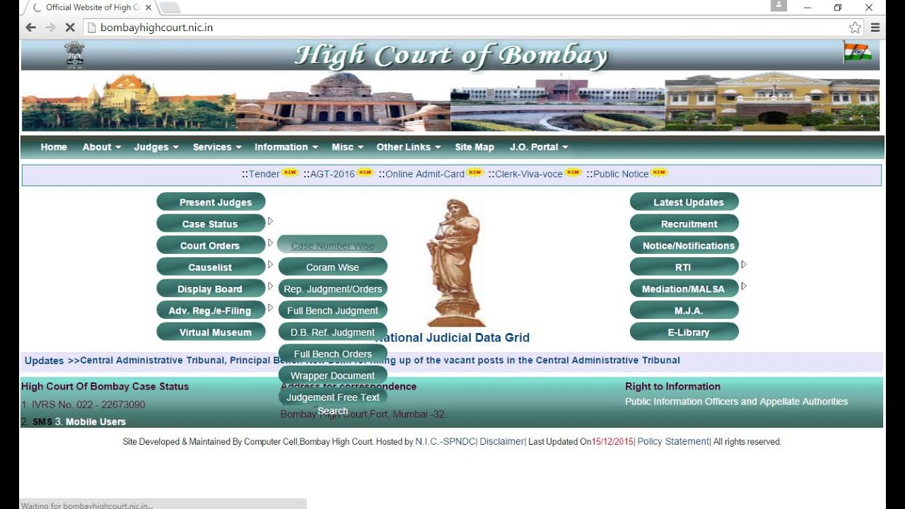 Bombay High Court - Topic - YouTube
