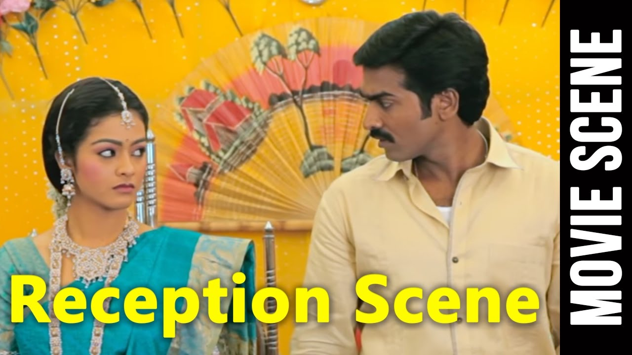 Reception Scene 2 - Naduvula Konjam Pakkatha Kaanom ...  Reception Scene...