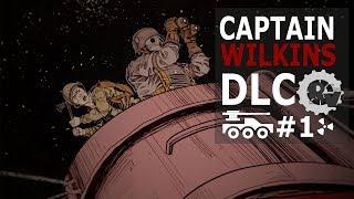 Прохождение Dlc Капитан Уилкинс ► Wolfenstein 2