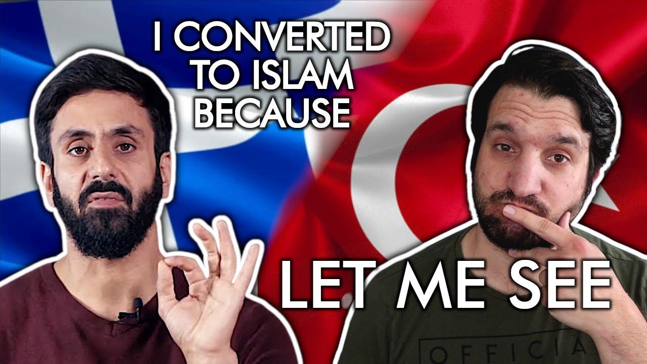 Muslim Convert Deconstructed #5 | Hamza Tzortzis (August 3)