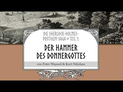 Sherlock Holmes & Dr. Watson: Der Hammer des Donnergottes (Hörspiel komplett, Mai 2017)