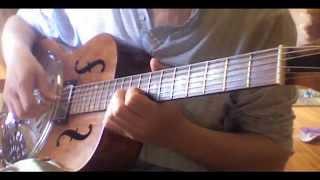 jesu, joy of man-s desiring - bach, kottke, steel string guitar cover, open g tuning