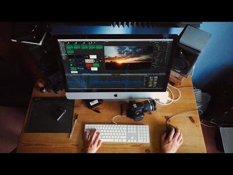 My Video Editing Process