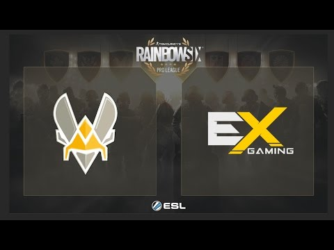 eXcellence Gaming vs. Team Vitality - Rainbow Six Pro League Semi-Finals on Xbox