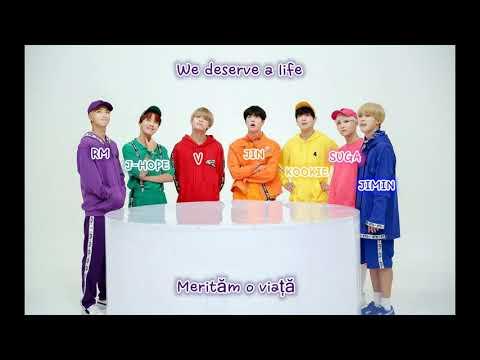 [Han/Rom/Romanian Subs] BTS (방탄소년단) – Paradise (낙원)