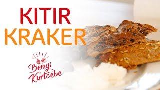 Kıtır Kraker Nasıl Yapılır?  | Kraker Tarifi