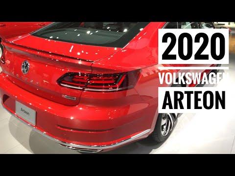 2020 Volkswagen Arteon Walkaround