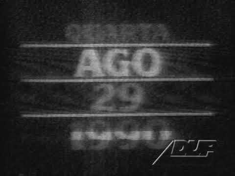 1990 Calendario.Vinheta Calendario Top De Segundos Sbt 29 08 1990