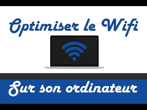 comment optimiser efficacement sa connexion wifi youtube. Black Bedroom Furniture Sets. Home Design Ideas